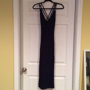 Micheal Kors navy dress
